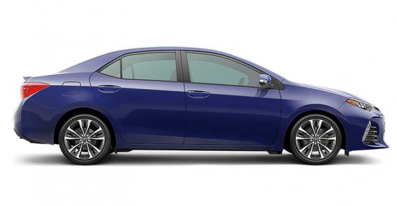 Meilleur choix, compacte : Toyota Corolla (PHOTO : CONSUMER REPORTS)