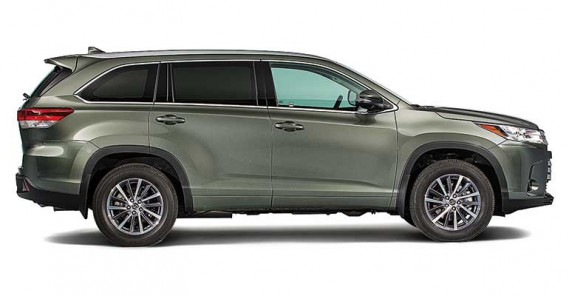 Meilleur choix, VUS intermédiaire : Toyota Highlander ()
