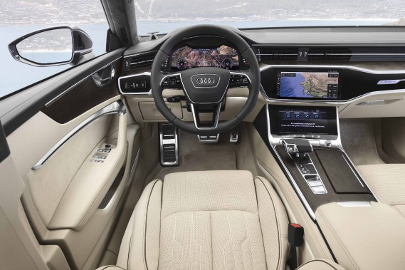 Audi A7 Sportback 55 2019 (La Presse)