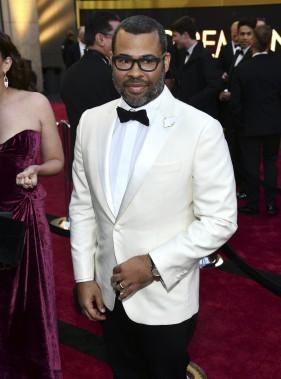 Le réalisateur Jordan Peele, dont le film <em>Get Out</em> est dans la course pour le meilleur film. (AP)