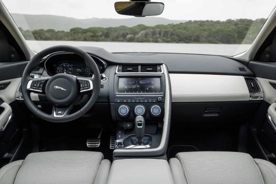 Jaguar E-Pace 2019 ()