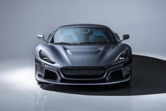 Rimac C_Two. (photo Rimac)
