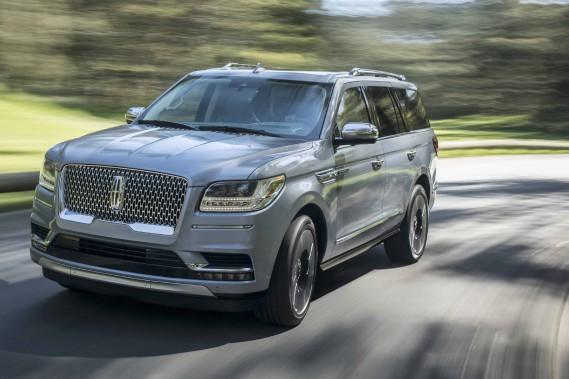 Banc d'essai - Lincoln Navigator : le luxe en hauteur