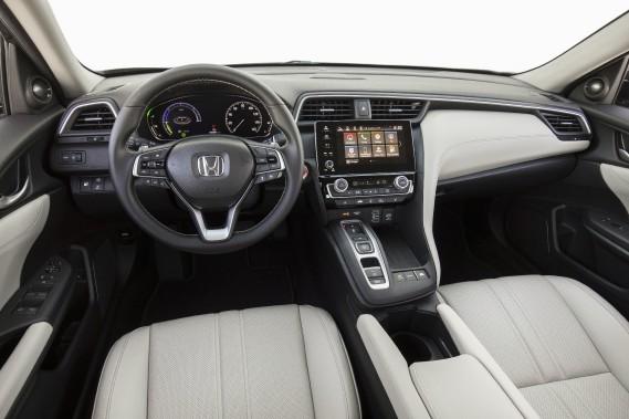 Honda Insight (Photo Honda)