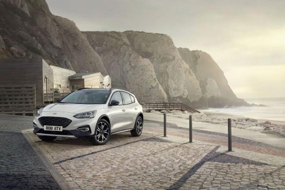 La Ford Focus 2019 sera d'abord offerte en Europe à l'été 2018. Il faudra attendre un an de plus avant son lancement nord-américain. (Toutes les photos : Ford)