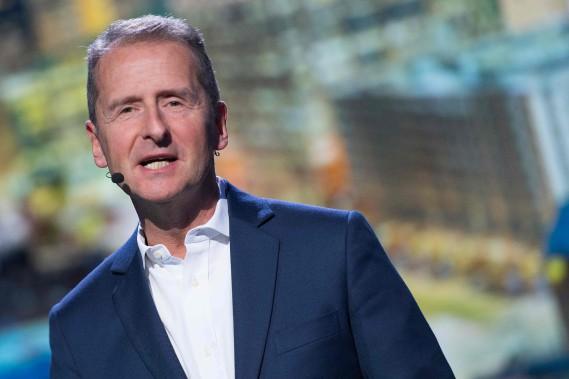 Herbert Diess supplante Matthias Müeller à la tête du Groupe Volkswagen