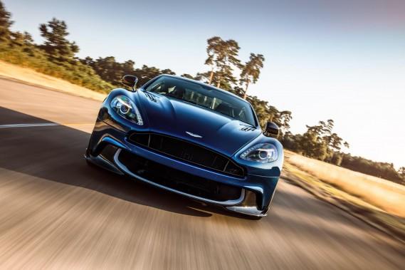 <strong>La voiture de ses rêves -</strong> Une Aston Martin. (photo Aston Martin)