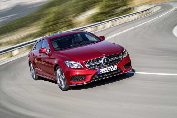 Mercedes CLS 2019 ()