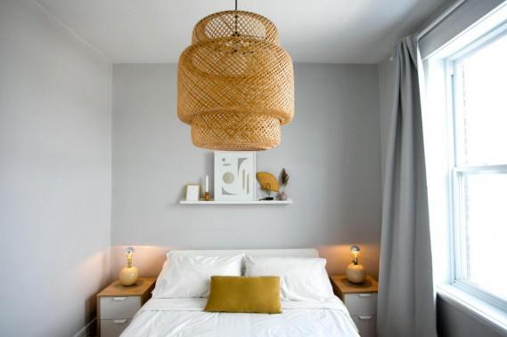 chez audrey et fran ois muriel fran oise am nagement. Black Bedroom Furniture Sets. Home Design Ideas