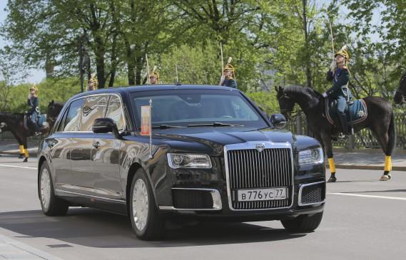 Le moteur de la limousine «Sénat» a été conçu avec l'aide d'ingénieurs du constructeur d'automobiles de sport allemand Porsche. (AP)
