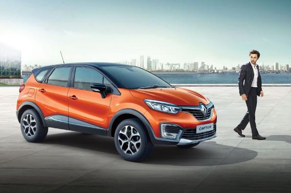 Le Renault Captur est un SUV. (Photo Renault)