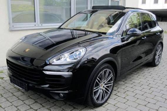 Dieselgate: rappel de 60 000 autres Porsche munis de logiciels frauduleux