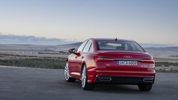 Audi A6 2019. ()