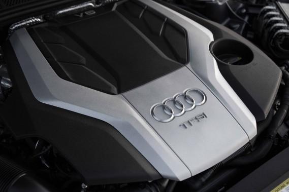 Audi A6 2019. (La Presse)