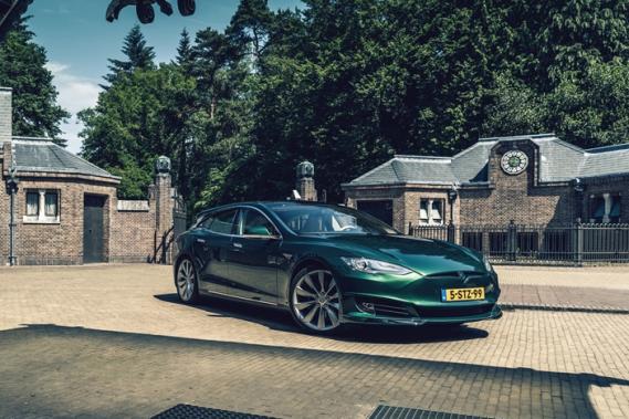 La Tesla familiale RemetzCar. (Toutes les photos remetzcar)