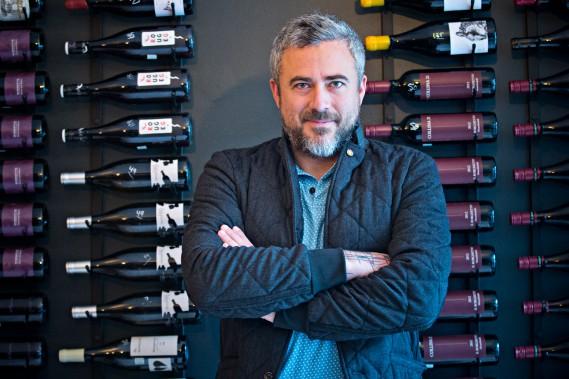 Chef propriétaire du restaurant Pastaga, Martin Juneau s'est révélé au public québécois à titre de juge à l'émission de téléréalité culinaire <em>Et que ça saute !</em>. (photo Patrick Sanfacon, La Presse)