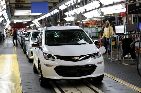 General Motors va augmenter la production de la Chevrolet Bolt tout électrique