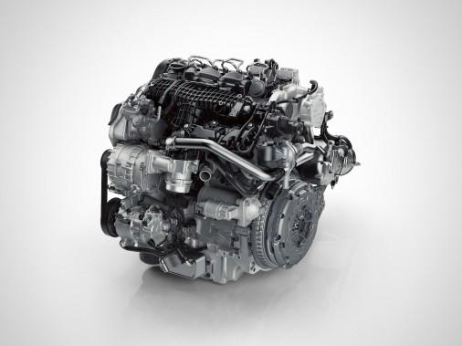 Le XC40 est mu par un quatre-cylindres de 2 L suralimenté par turbocompresseur. Il est assez bruyant à haut régime. ()