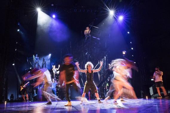 Le cirque du soleil s 39 en va en inde jean siag cirque for Une chambre en inde theatre du soleil