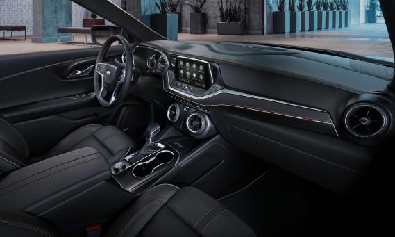 Le Chevrolet Blazer ()