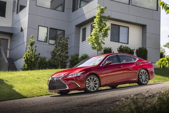 Lexus ES 300h (La Presse)