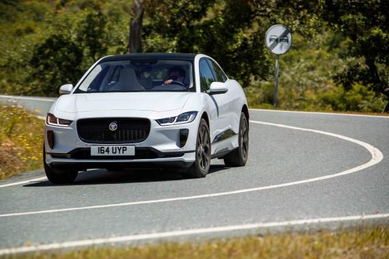 Jaguar I-Pace 2019 ()