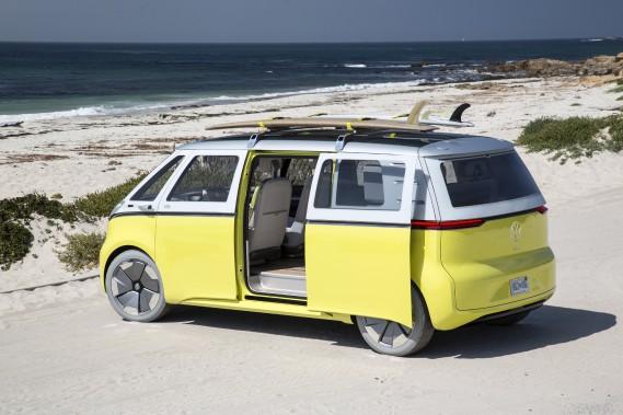 Volkswagen I.D. Buzz Concept (Photo Volkswagen)