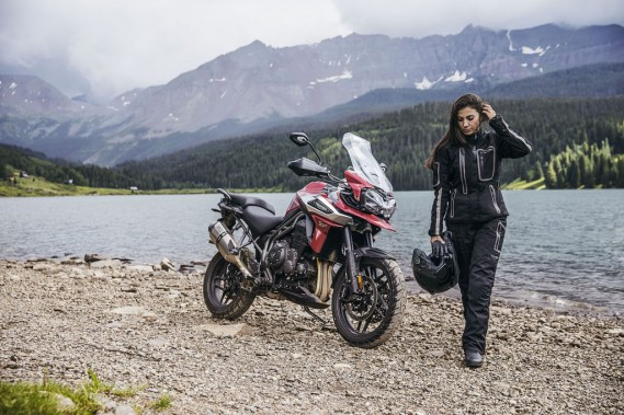 Triumph TIGER 1200 (Photo Triumph)