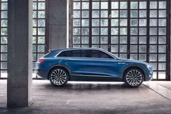Audi e-tron Quattro (Photo Audi)