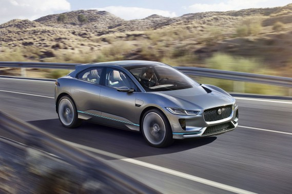 Jaguar I-Pace (Photo Jaguar)