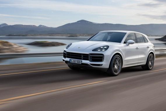 Banc d'essai - Porsche Cayenne : réinventer le sport