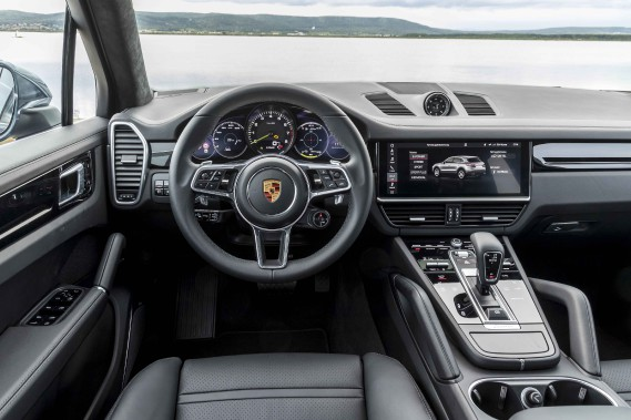 Porsche Cayenne Hybride (.)