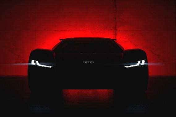 Audi dévoilera une supervoiture électrique à Pebble Beach