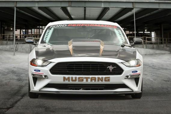 Une Mustang pour Napierville