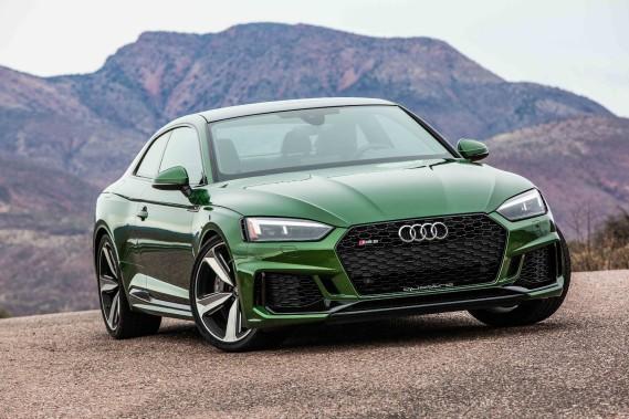 Audi RS5 2018. (.)