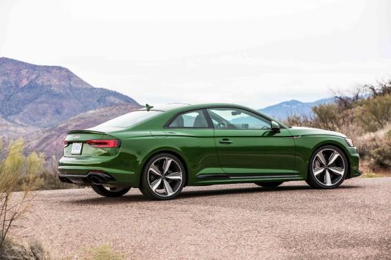 Audi RS5. Profil. (.)
