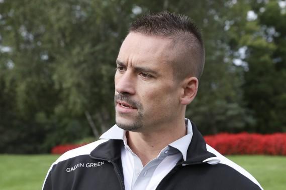 Tomas Plekanec (Photo Robert Skinner, La Presse)