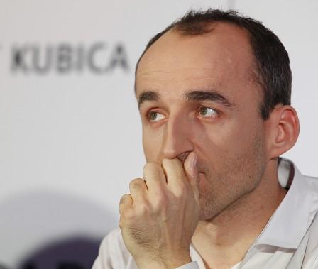 Le pilote de réserve de l'écurue Williams, Robert Kubica, aura-t-il une autre chance de piloter en F1 ? (AP)