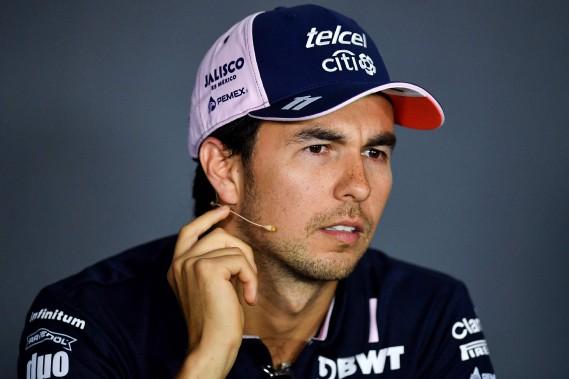 La plupart des observateurs pensent que le Mexicain Sergio Perez va conserver son volant et être le coéquipier de Lance Stroll en 2019. (AFP)