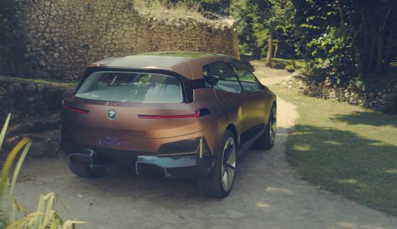 BMW est assez confiante de ses progrès en conduite autonome pour promettre une autonomie complète sans besoin de supervision humaine. ()