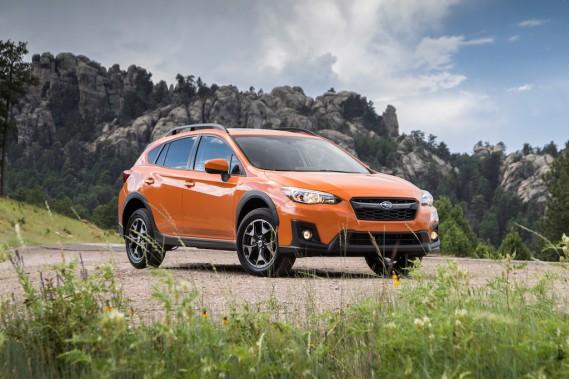 Un marché dominé par les VUS : Subaru Crosstrek