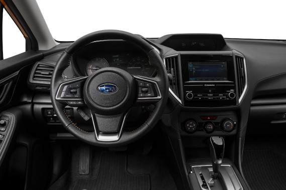 Subaru Crosstrek 2018. ()