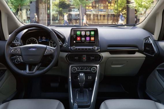 Ford EcoSport. ()