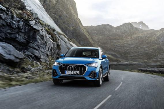 L'Audi Q3. (Photo Audi)