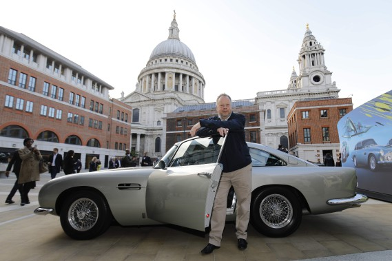 De James Bond à la Bourse de Londres: cinq choses à savoir sur Aston Martin