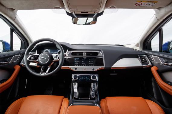 Jaguar I-PACE (Jaguar Land Rover)