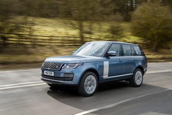 Land Rover a invité la fée électrique à faire opérer sa magie sur son modèle phare, le Range Rover. (Toutes les photos Land Rover)