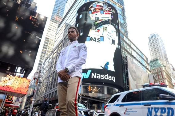 GP des États-Unis: Hamilton en piste pour une cinquième étoile
