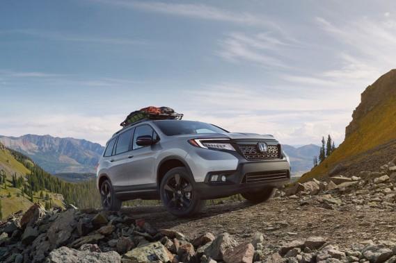 Salon de Los Angeles : Honda présente son Passport comme un sauf-conduit hors-route