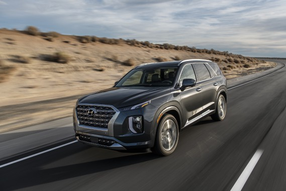 Le Hyundai Palisade 2020 (Photo Hyundai)